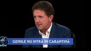 Gică Popescu: N-aș putea antrena echipa națională. În halul în care a ajuns fotbalul acum e nevoie de foarte mult entuziasm