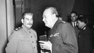 9 octombrie 1944: Ziua în care Churchill și Stalin au împărțit Europa. Ce a însemnat pentru România