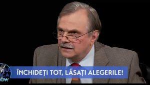 Valentin Stan, la Marius Tucă Show: Guvernul a închis HoReCa, deși niciun angajat nu s-a îmbolnăvit
