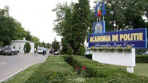 Poliția plagiatului a închis Academia de poliție