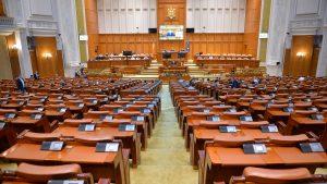 Mai mulți angajați ai Camerei Deputaților au Covid-19