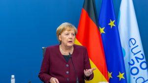 Angela Merkel summit UE