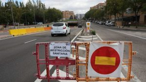 Carantină Madrid