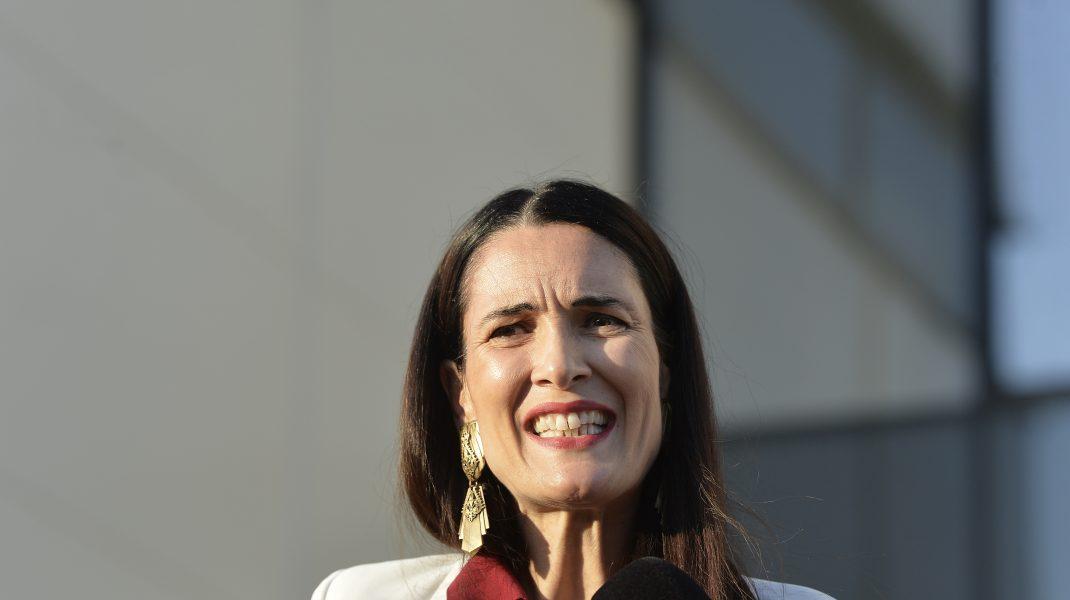 Clotilde Armand, după ce a fost validată în funcția de primar al Sectorului 1: Touche