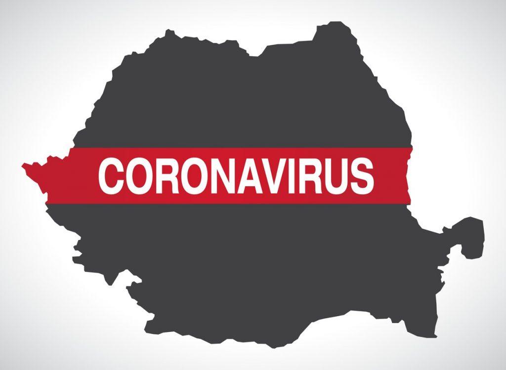 Județele din România cel mai puternic afectate de coronavirus