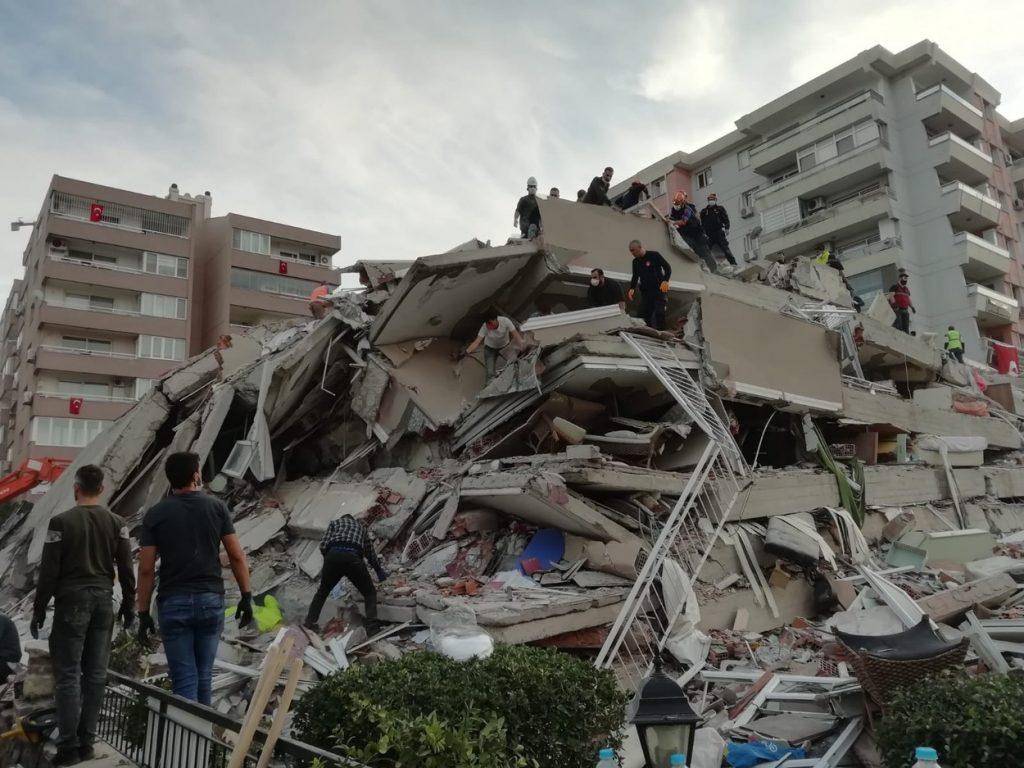 Au fost 67 de replici după cutremurul devastator din Turcia. Continuă studiile de scanare pe teren în toate provinciile afectate