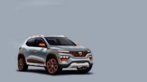 Dacia a lansat la Paris prima mașină electrică – Spring. Cum arată - VIDEO