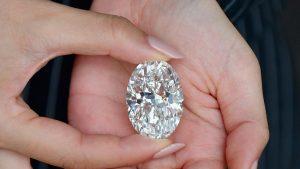 Diamant 102 carate