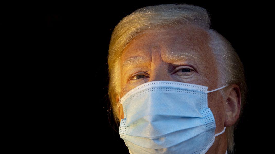 Trump a știut că are COVID-19, dar nu a dezvăluit rezultatul testului rapid. În așteptarea rezultatului la al doilea test, a participat la o emisiune TV. LIVE UPDATE