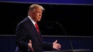"""Trump, despre planurile lui Biden: """"Va distruge industria petrolieră. Este cea mai importantă declarație a lui cu privire la afaceri"""". Răspunsul democratului"""