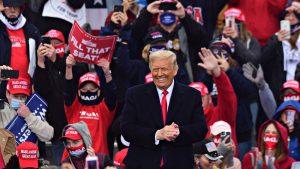 Donald Trump miting