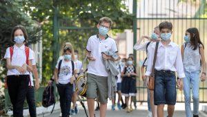 Pandemia a afectat activităţile extraşcolare pentru elevi