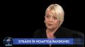 """Emilia Popescu: """"Vreau să fim pe scenă, dar vreau să fim în siguranță. Acum e ca și când joci la terapie intensivă"""""""