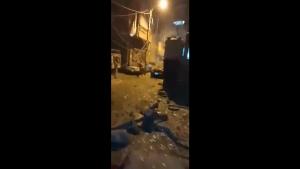 VIDEO O nouă explozie zguduie Beirutul. 4 morți și 20 de răniți