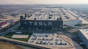 Fabrică Tesla