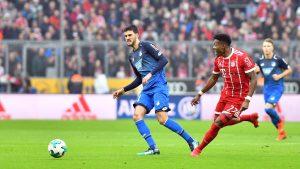 De ce a fugit Florian Grillitsch din timpul meciului Hoffenheim - Steaua Roșie