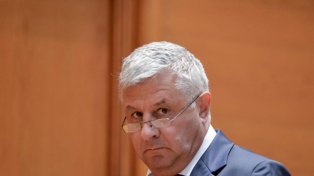 Florin Iordache și-a depus candidatura pentru funcția de președinte al Consiliului Legislativ. Funcția este pe viață - SURSE