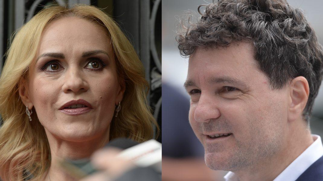 Alegeri locale 2020, rezultate finale: Nicușor Dan, 282.631 voturi, iar Gabriela Firea 250.690 de voturi