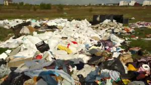 Cel mai bogat cartier din București, plin de gunoaie. Suma alocată de Guvern pentru colectarea deșeurilor