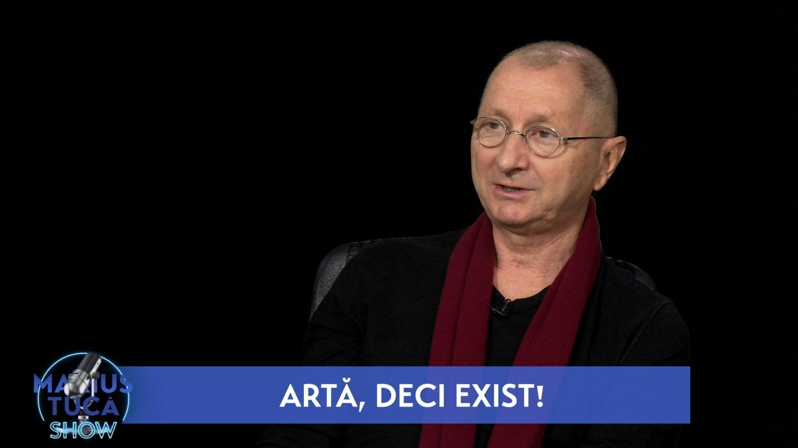 Horațiu Mălăele: Nu am crezut că există COVID. Când m-am îmbolnăvit, m-am deșteptat. Parcă te naști din nou
