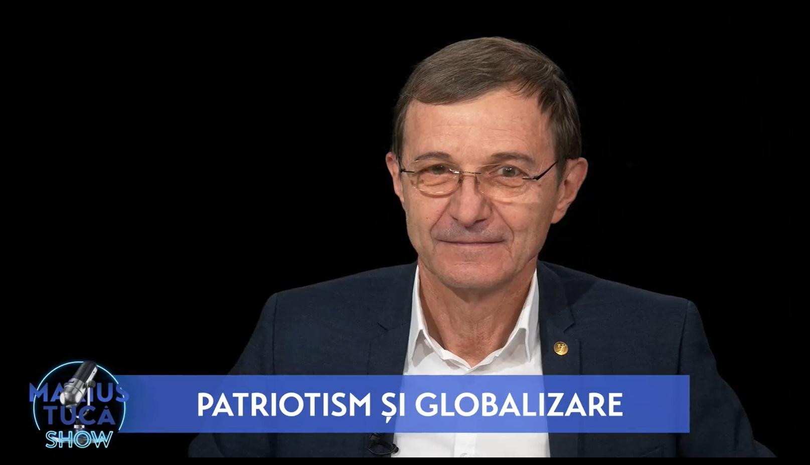 """Președintele Academiei Române, la """"Marius Tucă Show"""": În biserică nu e atât de multă indisciplină cum este în sala de jocuri sau la vot"""