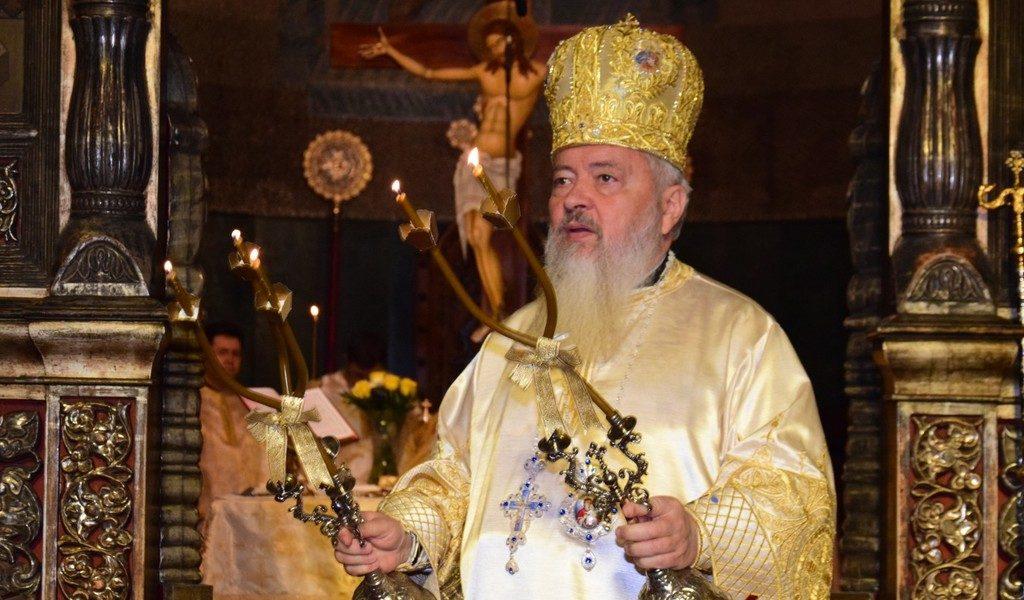 Mitropolitul Clujului, internat cu COVID-19. Cum se simte ÎPS Andrei