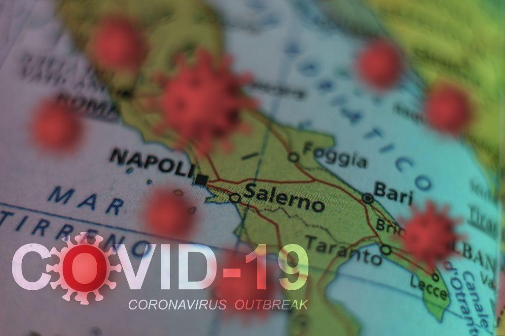 Italia înregistrează un nou record: 24.991 de infectări cu noul coronavirus într-o zi