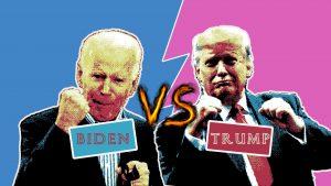 Diferența dintre Trump și Biden în sondaje, similară cu cea dintre Clinton și Trump în 2016. Timpul, inamicul președintelui SUA