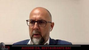 """Kelemen Hunor: """"Nu este just să închizi iarăși restaurantele, cafenelele"""""""