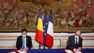 Orban, în vizită la Paris: Am semnat o nouă foaie de parcurs privind Parteneriatul strategic cu Franţa