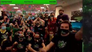 Maraton de gaming pentru drepturile omului. S-au strâns aproape 6 milioane de euro: unde vor fi donați banii
