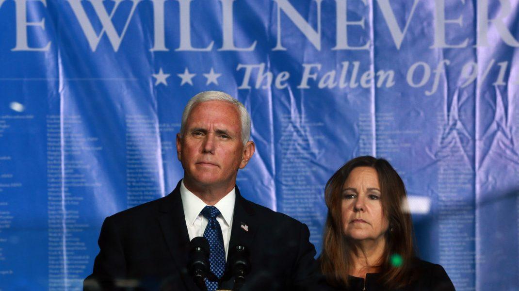 Mike și Karen Pence