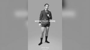 """Un brand canadian a inventat moda """"Work From Home"""" pentru bărbaţi"""