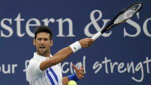 Novak Djokovic a fost eliminat de un lucky loser pentru prima dată în cariera sa