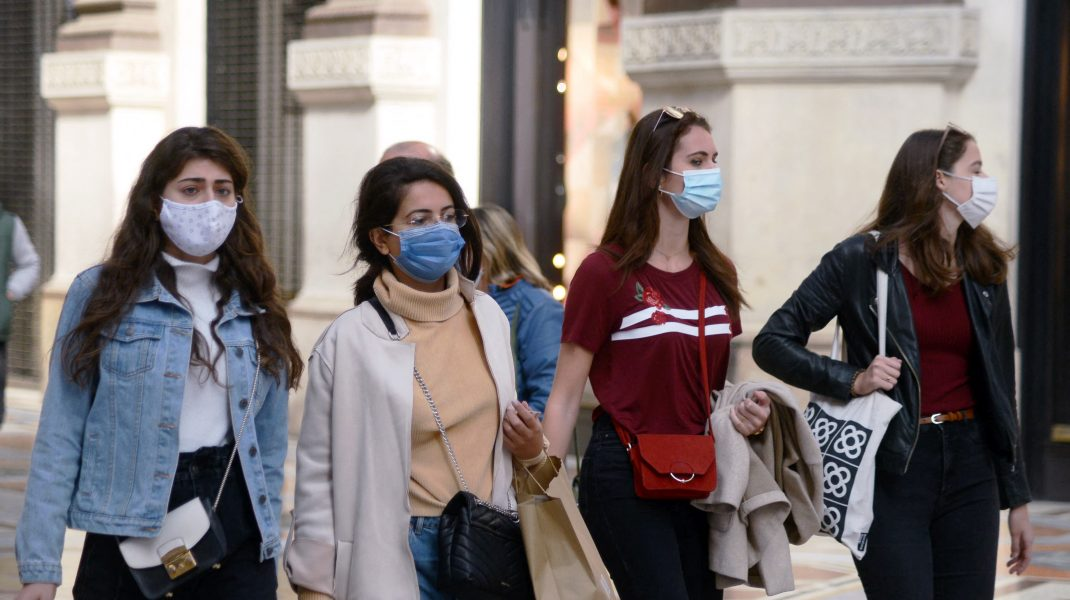 Locuitorii din Dolj, atenționați prin RO Alert că rata de infectare a depășit 1,5 la mia de locuitori
