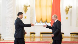 Putin și Xi Jinping