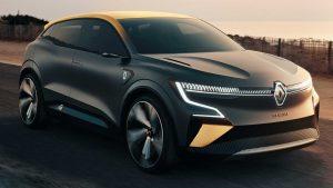 Megane eVision - cum arată noul model electric al grupul Renault - VIDEO