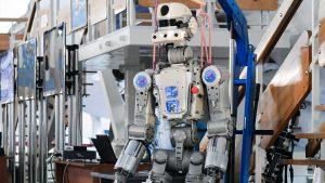 Robotul umanoid rusesc Fedor, retras de pe Twitter după ce a pârât cosmonauții că au consumat alcool pe Stația Spațială