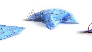 Robot material textil