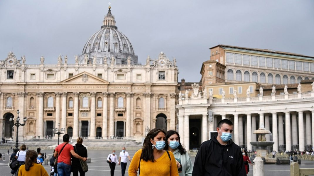 Roma mască