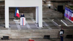 Samuel Paty omagiu Sorbona