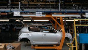 Renault mută în Maroc producţia modelului Sandero