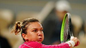 Simona Halep, victorie în 55 de minute la Roland Garros în faţa Amandei Anisimova