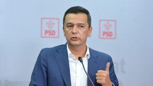 """Sorin Grindeanu crede că """"Cioloș o să bată recordul lui Cîțu""""."""