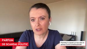 Sorina Matei explică atacurile dintre Orban și Curtea Constituțională