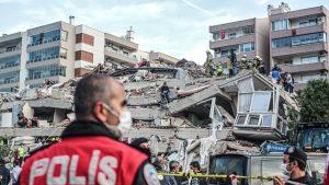 Cutremurul de 6,6 pe Richter din Izmir nu e nici pe departe o raritate. Cele mai devastatoare seisme din Turcia