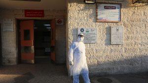 GAZA-STRIP-COVID-HOSPITAL