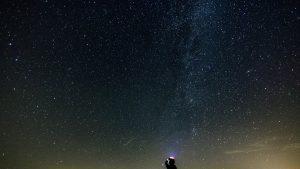 SKY-METEORIT-SPACE