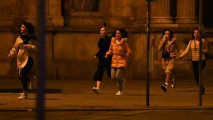 Mărturii din infern. O româncă a fost martoră a atacului din Viena: Toată lumea a fugit și apoi am auzit din nou împușcături