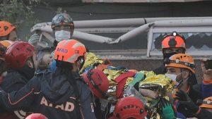 Ayla salvată după 91 de ore din Turcia